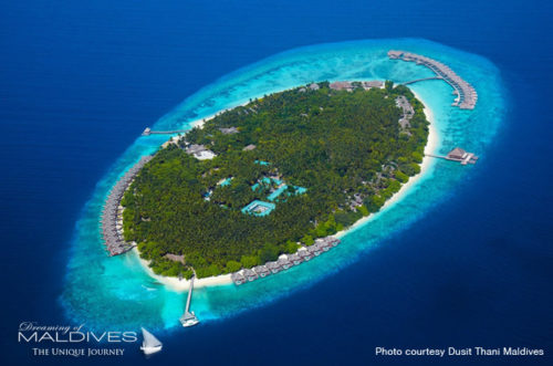 Maldives Family Hotel Dusit Thani The Island