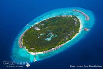 #Dusit Thani Maldives