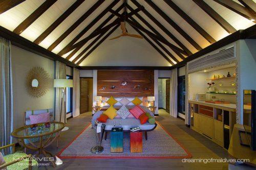 OZEN at Maadhoo Beach Villa Interior (OZEN The Ultra Luxury All Inclusive Resort Opening Soon in Maldives)
