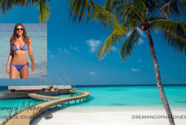 Elizabeth Hurley spending some Holidays in Maldives at Milaidhoo