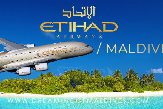 The First A380-800 Airbus giant to land today in Maldives with a Maldivian Pilot in command