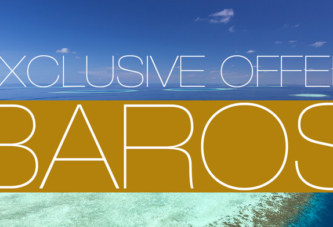 Dreaming of Maldives Exclusive Offer at Baros Maldives