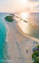 Finolhu Maldives Beach Bubble Tent