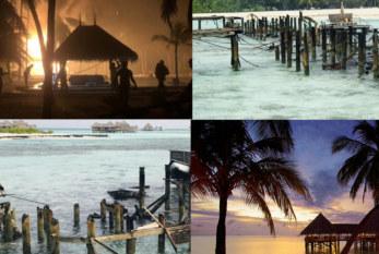 Sad news. A fire partially destroys Gili Lankanfushi Maldives  [ Updated ]