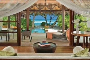 #Four Seasons Maldives at Kuda Huraa