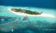 Four Seasons Private Island Voavah Maldives Resort Aerial Photo