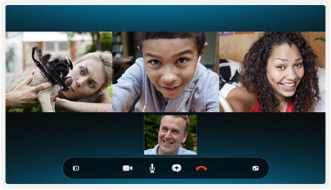 Skype app for iPhone and iPad