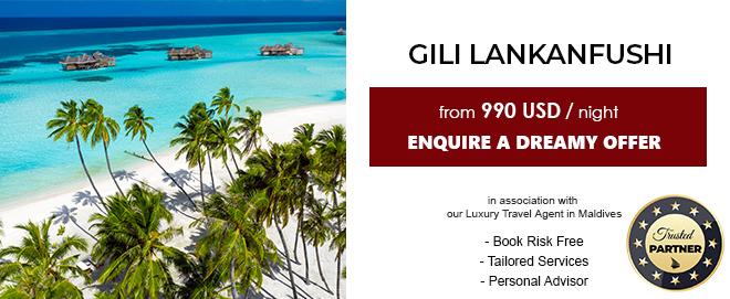 gili lankanfushi maldives luxury deal
