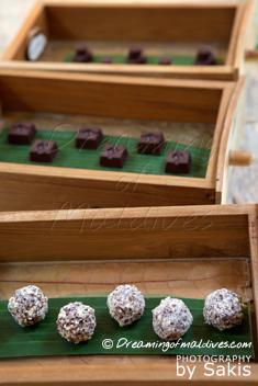 Gili Lankanfushi Maldives - Chocolates...