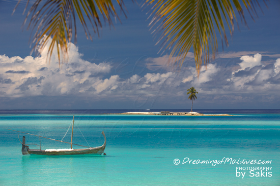 Gili Lankanfushi Maldives - The one Palm Island reserved for special events