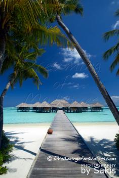 Gili Lankanfushi - Meera Spa, The entrance - View 2