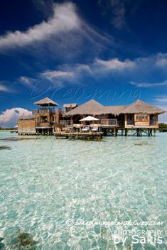 Gili Lankanfushi Maldives - Water Villa the Residence