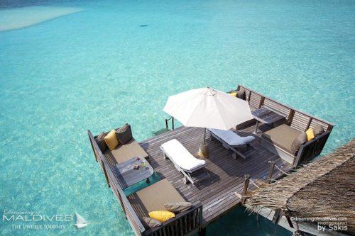 The Residence at Gili Lankanfushi Maldives. Best Maldives water Villa (The Best Maldives Water Villas We've Seen at Gili Lankanfushi Maldives)