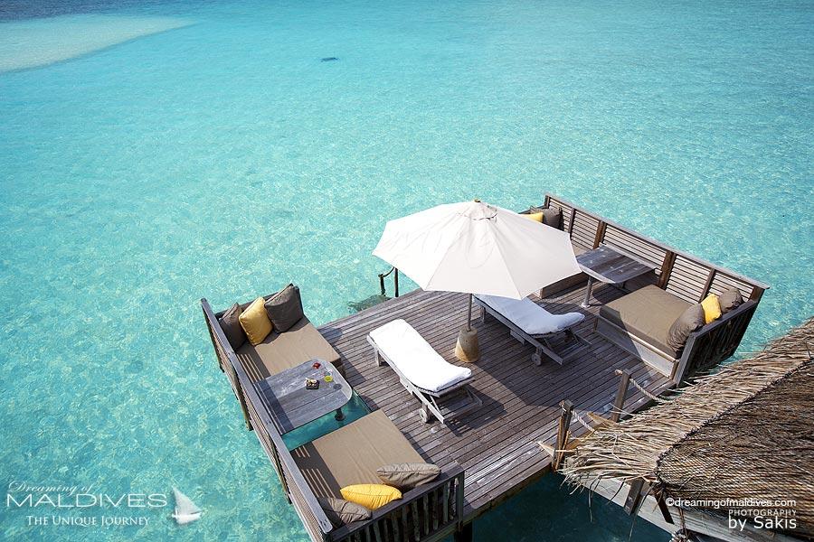 The Residence at Gili Lankanfushi Maldives. Best Maldives water Villa