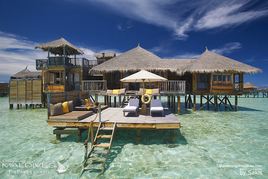 The Residence at Gili Lankanfushi Maldives. Best Maldives water Villa