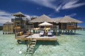 The Best Maldives Water Villas We've Seen at Gili Lankanfushi Maldives