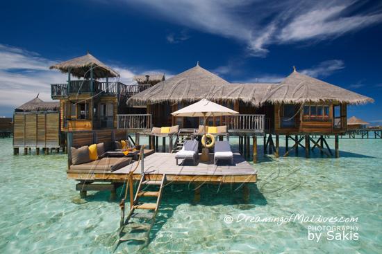 Gili Lankanfushi Maldives The Residence Water Villa