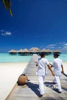 Gili Lankanfushi Maldives - The over-water Spa, Meera