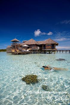 Gili Lankanfushi Maldives Water Villa, The Residence