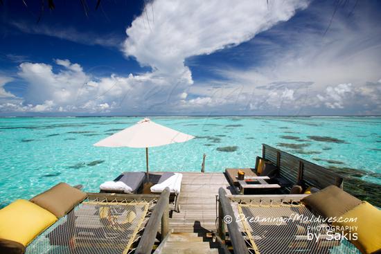 Gili Lankanfushi Maldives The Residence Sun Deck
