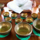 Tibetan Singing Bowls at the Spa - Gili Lankanfushi Maldive