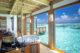beautiful Bathroom with Ocean view at at Gili Lankanfushi Private Reserve