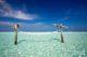 10 Amazing and Dreamy Places in Maldives. The Hammock in the Lagoon at Gili Lankanfushi Maldives
