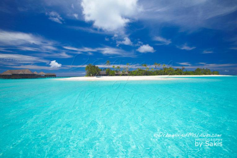 Iru fushi beach and spa resort for Hilton hotels in maldives