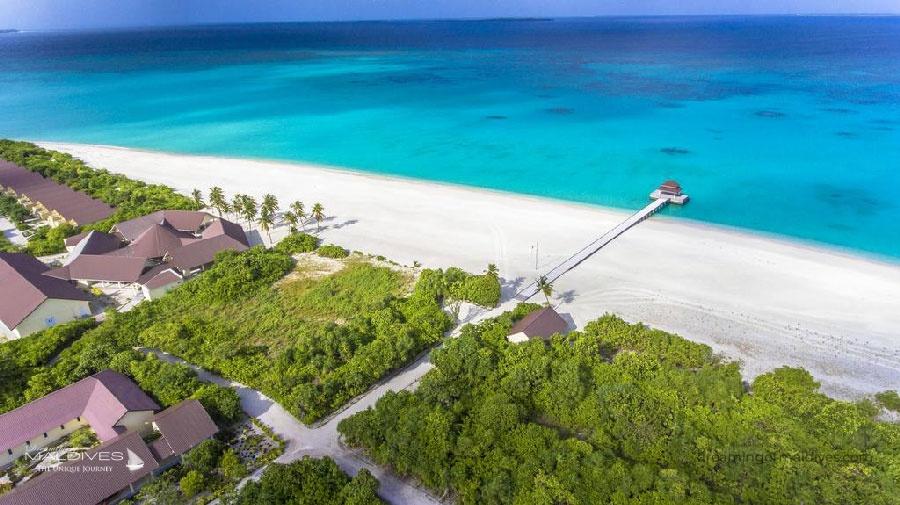 Hondaafushi Island Resort Opening Date : March 2018