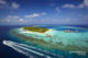 Huvafen Fushi Aerial View - The Resort