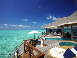 Huvafen Fushi Maldives Ocean Pavilion Best Maldives Water Villa