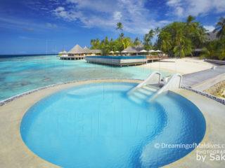 Huvafen Fushi Dreamy Maldives Resort