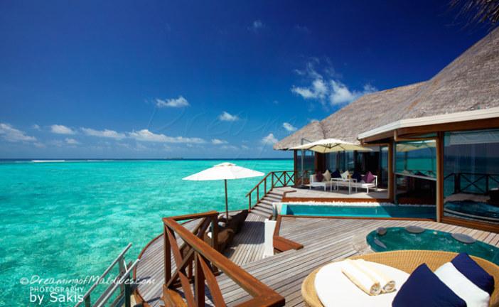 Photo of The Day : A Dreamy Water Villa at Huvafen Fushi Maldives