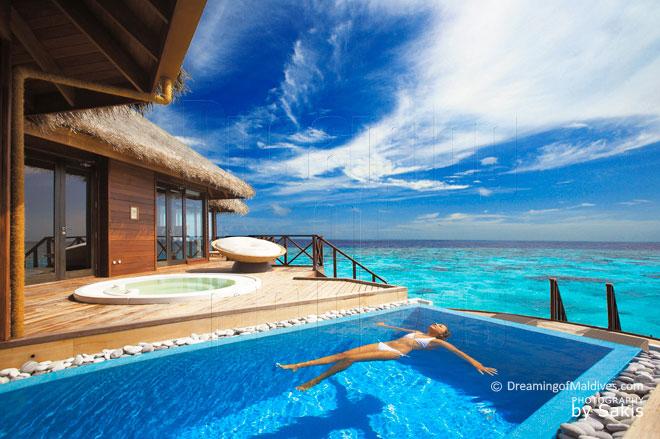 Huvafen Fushi Maldives - 2013 World Travel Awards Maldives' Leading Boutique Resort
