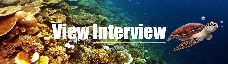 Interview Diver Maldives