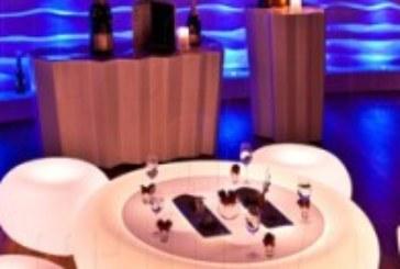 The First Champagne Bar in Maldives at Hilton Iru Fushi