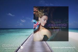 Exclusive Concert of Joss Stone in Maldives at Per Aquum Huvafen Fushi