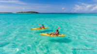 Kanuhura Maldives Resort Photo the beach and lagoon perfect for water sport lovers