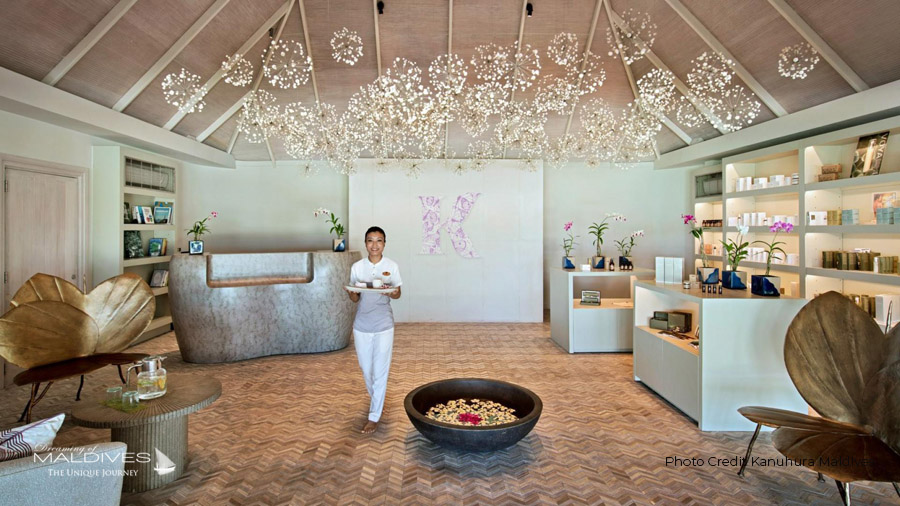 Kanuhura Maldives Resort spa