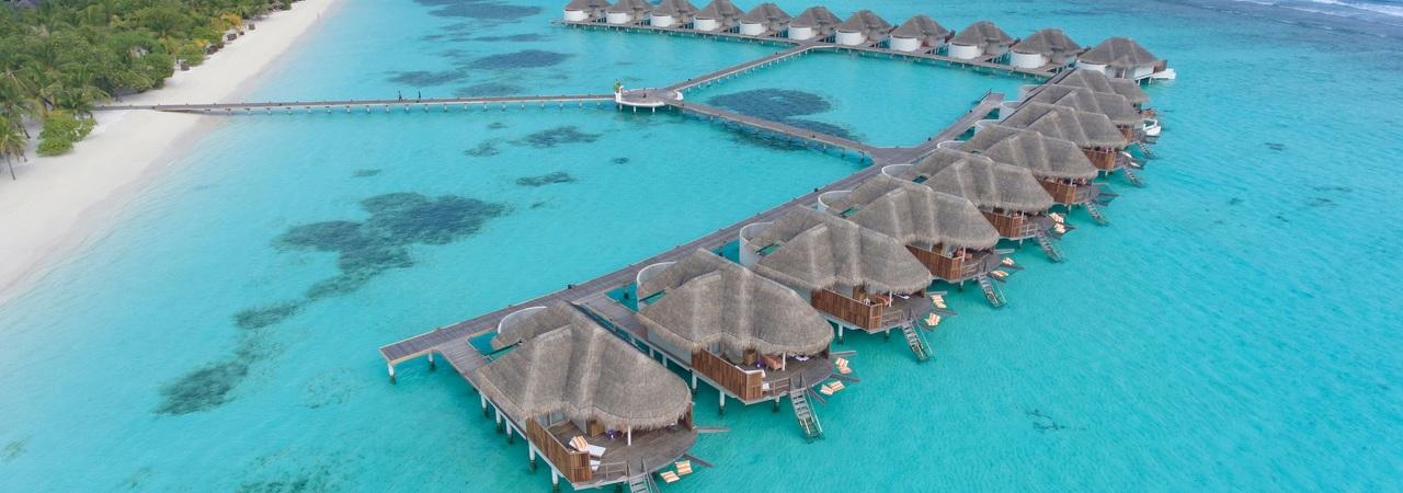 Kanuhura Maldives Water villas