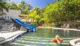 THE KIDS CLUB WATER SLIDE AT CHEVAL BLANC RANDHELI