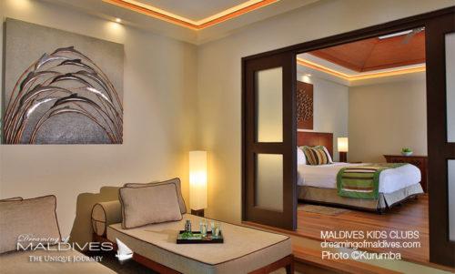 Kurumba maldives family hotel family villa