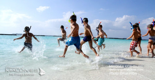 Kurumba maldives family hotel kids activities