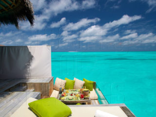 Laamu Water Villa - Six Senses Laamu Maldives