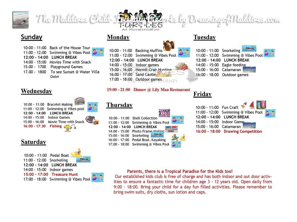 lily-beach-maldives-kids-club-program