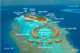 Lily Beach Maldives Resort Aerial Map