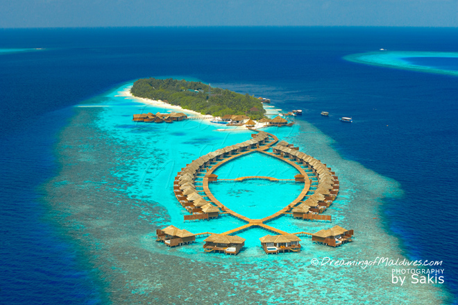 Maldives top 10 Resorts 2013 Lily Beach Maldives