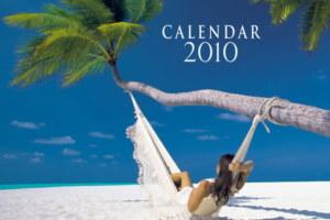 2010 Maldives Calendar freshly released !