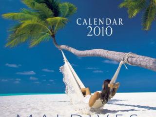 Maldives 2010 Calendar by Sakis Papadopoulos