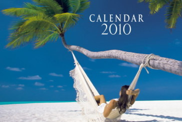 2010 Maldives Calendar freshly released !